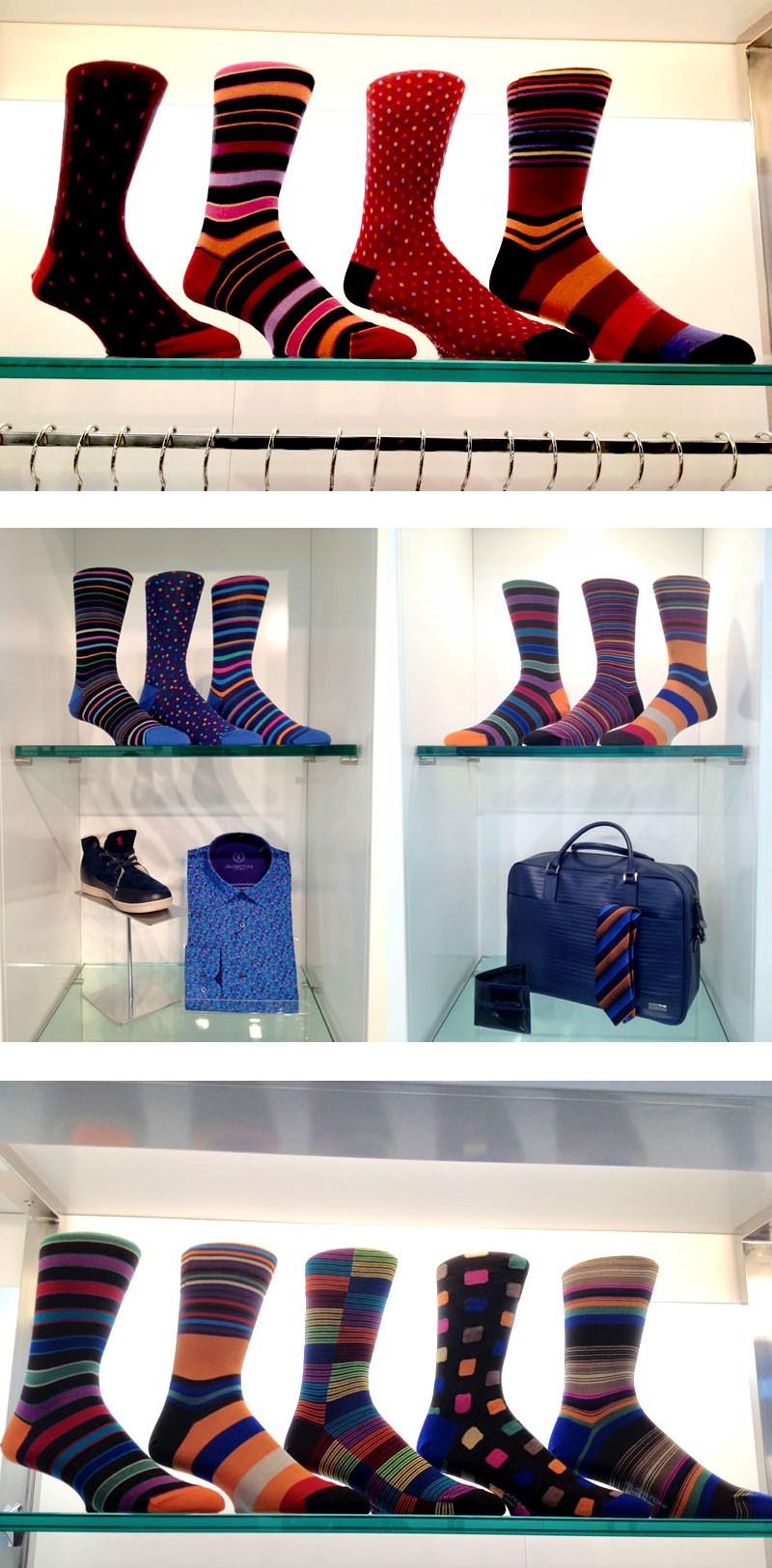 Bugatchi Uomo socks