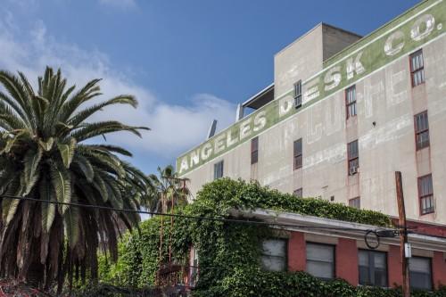 Northern Grade LA: the building