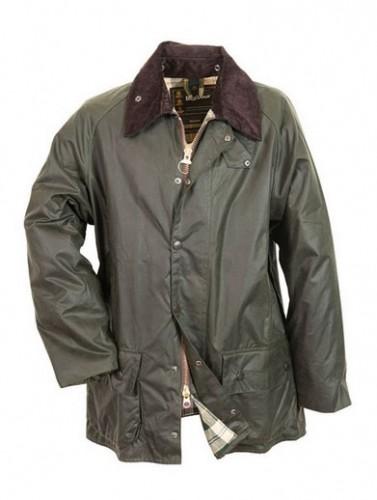 Barbour's Beaufort jacket