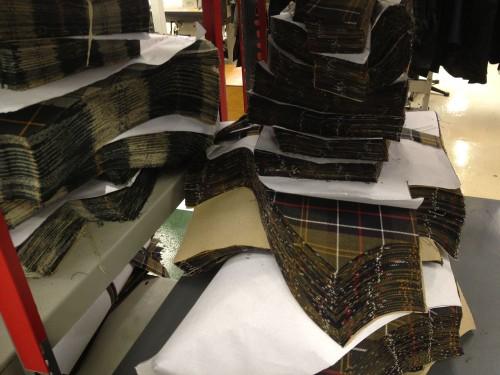 Barbour fabrics