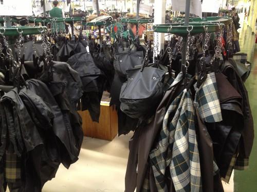Factory -- jackets