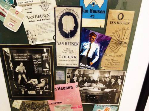 PVH Archive Hallway Van Heusen