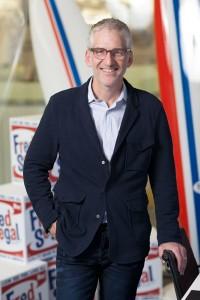 Fred Segal's new CEO Paul Blum