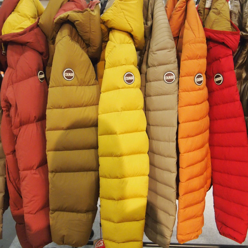 comparable brands to canada goose