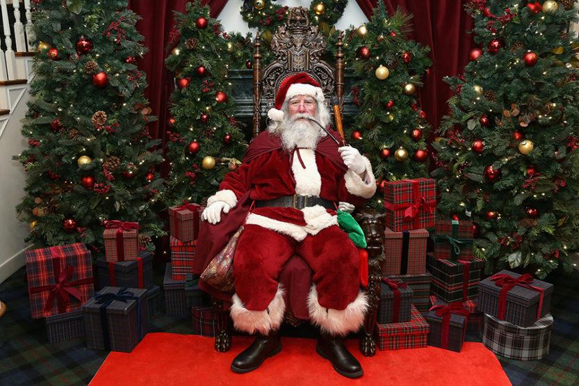 Brooks Brothers NYC Christmas