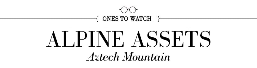 ones to watch aztech mountain